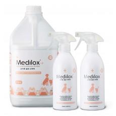 Medilox-P 4L 리필용(1개)+500ml(2개)